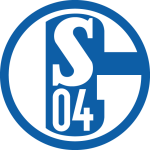 Эмблема (логотип): Футбольный клуб Шальке-04 Гельзенкирхен. Logo: Fußball-Club Gelsenkirchen-Schalke 04 e. V.