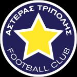 Эмблема (логотип): Футбольный Клуб «Астерас» Триполи. Logo: Asteras Tripolis Football Club