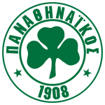 Эмблема (логотип): Панатинаикос Атлетик Клуб. Logo: Panathinaikos Athletic Club