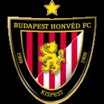 Эмблема (логотип): Футбольный клуб Гонвед Будапешт. Logo: Budapest Honvéd Football Club