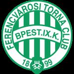 Эмблема (логотип): Спортивный клуб Ференцварош. Logo: Ferencvárosi Torna Club