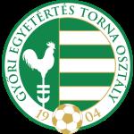 Эмблема (логотип): Футбольный клуб Дьёр ЭТО. Logo: Győri Egyetértés Torna Osztály Football Club