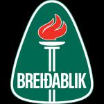 Эмблема (логотип): Футбольный клуб Брейдаблик Коупавогюр. Logo: Breiðablik, ungmennafélag