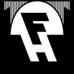 Эмблема (логотип): Футбольный клуб Хабнарфьордюр. Logo: Fimleikafélag Hafnarfjarðar