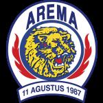 Эмблема (логотип): Футбольный клуб «Арема» Маланг. Logo: Arema Cronous Football Club