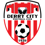 Эмблема (логотип): Футбольный Клуб «Дерри Сити». Logo: Derry City Football Club