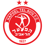 Эмблема (логотип): Футбольный клуб Хапоэль Тель-Авив. Logo: Hapoel Tel Aviv Football Club