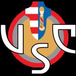 Эмблема (логотип): Футбольный клуб «Кремонезе» Кремона. Logo: Unione Sportiva Cremonese