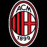 Эмблема (логотип): Футбольный клуб Милан. Logo: Associazione Calcio Milan S.p.A.