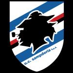 Эмблема (логотип): Футбольный клуб Сампдория Генуя. Logo: Unione Calcio Sampdoria, SpA