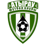 Эмблема (логотип): Футбольный клуб Атырау. Logo: Football Club Atyrau