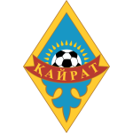 Эмблема (логотип): Футбольный клуб Кайрат Алматы. Logo: Football Club Kairat Almaty