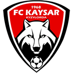 Эмблема (логотип): Футбольный клуб Кайсар Кызылорда. Logo: Football Club Kaisar Kyzylorda