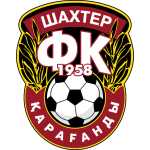 Эмблема (логотип): Футбольный клуб Шахтер Караганда. Logo: Football Club Shakhter Karagandy