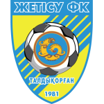 Эмблема (логотип): Футбольный клуб «Жетысу» Талдыкорган. Logo: Football Club Zhetysu Taldykorgan