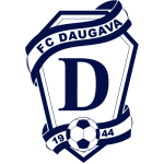 Эмблема (логотип): Футбольный клуб Даугава Даугавпилс. Logo: Futbola klubs Daugava Daugavpils