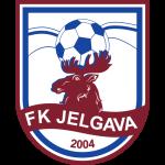 Эмблема (логотип): Футбольный клуб Елгава. Logo: Futbola Klubs Jelgava