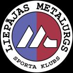 Эмблема (логотип): Футбольный клуб Металлург Лиепая. Logo: Futbola Klubs Liepājas Metalurgs