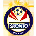 Эмблема (логотип): Сконто Футбольный клуб. Logo: Skonto Football Club