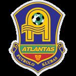 Эмблема (логотип): Футбольный клуб «Атлантас» Клайпеда. Logo: