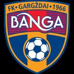 Эмблема (логотип): Футбольный клуб Банга Гаргждай. Logo: