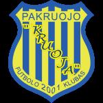 Эмблема (логотип): Футбольный клуб Круоия Пакруойис 2001. Logo: Kruoja Pakruojo futbolo klubas 2001
