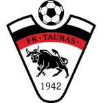 Эмблема (логотип): Футбольный клуб Таурас Таураге. Logo: Football Club Tauras Tauragė