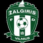 Эмблема (логотип): Вильнюсское городское футбольное общество «Жальгирис». Logo: Vilniaus Miesto Futbolo Draugija Žalgiris