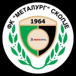 Эмблема (логотип): Футбольный клуб Металлург Скопье. Logo: Fudbalski klub Metalurg Skopje