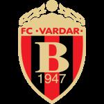 Эмблема (логотип): Футбольный клуб Вардар Скопье. Logo: Fudbalski klub Vardar Skopje
