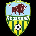 Эмблема (логотип): Футбольный клуб Зимбру Кишинев. Logo: Fotbal Club Zimbru Chişinău