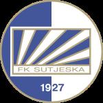 Эмблема (логотип): Футбольный клуб Сутьеска Никшич. Logo: Fudbalski klub Sutjeska Nikšić