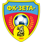 Эмблема (логотип): Футбольный клуб «Зета» Голубовци. Logo: Fudbalski Klub Zeta Golubovci