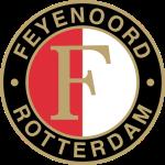 Эмблема (логотип): Фейеноорд Роттердам. Logo: Feyenoord Rotterdam