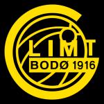 Эмблема (логотип): Футбольный клуб «Будё-Глимт» Будё. Logo: Fotballklubben Bodø/Glimt