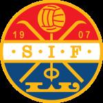 Эмблема (логотип): Футбольный клуб Стрёмсгодсет Драммен. Logo: Strømsgodset Idrettsforening