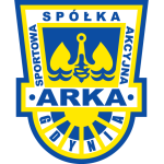 Эмблема (логотип): Спортивный клуб «Арка» Гдыня. Logo: Morski Związkowy Klub Sportowy Arka Gdynia