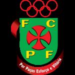 Эмблема (логотип): Футбольный Клуб «Пасуш-де-Феррейра». Logo: Futebol Clube Paços de Ferreira