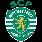 Эмблема (логотип): Португальский спортивный клуб «Спортинг» Лиссабон. Logo: Sporting Clube de Portugal