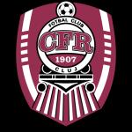 Эмблема (логотип): Футбольный клуб ЧФР 1907 Клуж. Logo: