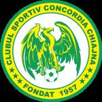 Эмблема (логотип): Спортивный клуб «Конкордия» Кьяжна. Logo: Club Sportiv Concordia Chiajna