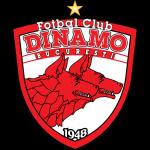 Эмблема (логотип): Футбольный клуб «Динамо» Бухарест. Logo: Fotbal Club Dinamo București
