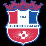 Эмблема (логотип): Футбольный клуб Оцелул Галац. Logo: Fotbal Club Oțelul Galați