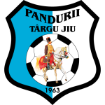 "Эмблема (логотип): Спортивный клуб «Пандурий». Logo: Clubul Sportiv ""Pandurii Lignitul"" Târgu Jiu"