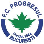 Эмблема (логотип): Футбольный клуб «Прогресул» Бухарест. Logo: Fotbal Club Progresul Bucureşti