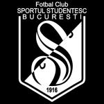 Эмблема (логотип): Футбольный клуб Спортул Бухарест. Logo: Fotbal Club Sportul Studențesc București