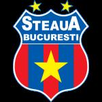 Эмблема (логотип): Футбольный клуб Стяуа Бухарест. Logo: Fotbal Club Steaua București