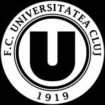 Эмблема (логотип): Футбольный клуб «Университатя» Клуж-Напока. Logo: Fotbal Club Universitatea Cluj