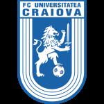 Эмблема (логотип): Футбольный клуб «Университатя» Крайова. Logo: Fotbal Club Universitatea Craiova