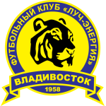 Эмблема (логотип): Футбольный клуб Луч-Энергия Владивосток. Logo: Football Club Luch-Energia Vladivostok